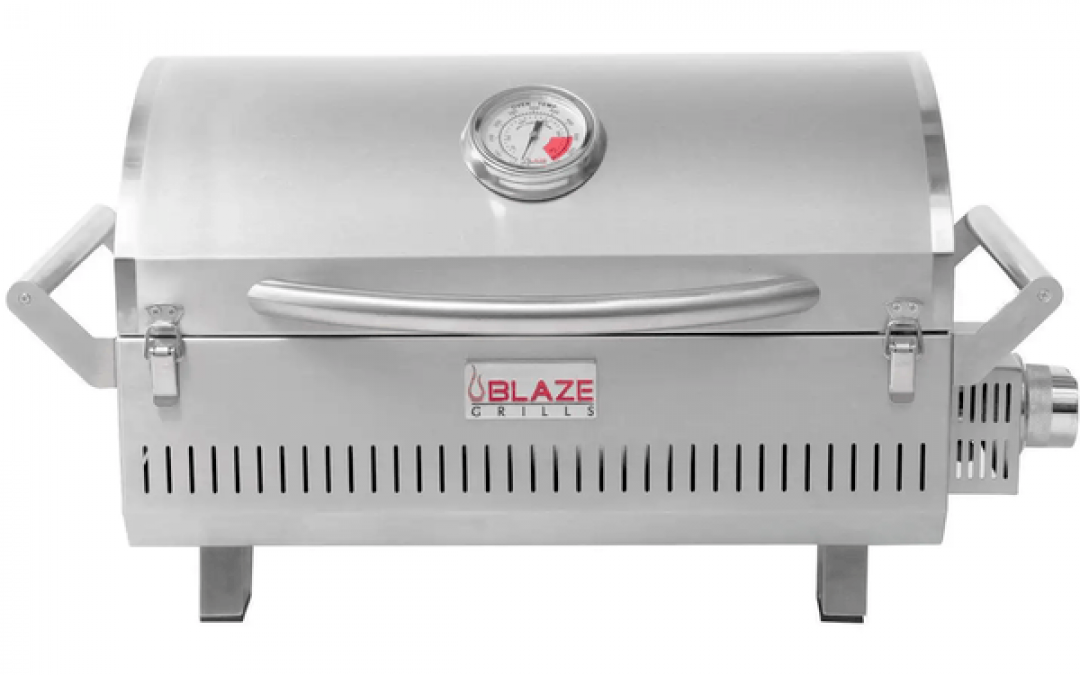 Best Overall Portable Gas Grill – Blaze Professional