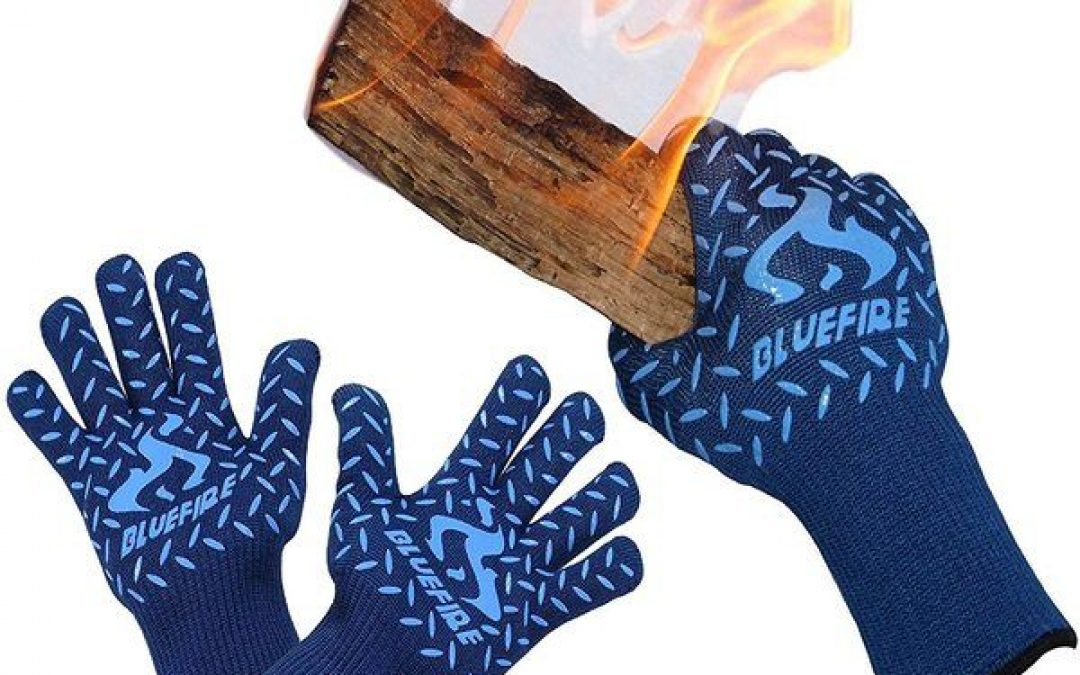 Best Entry-Level Grilling Gloves – BlueFire Gloves