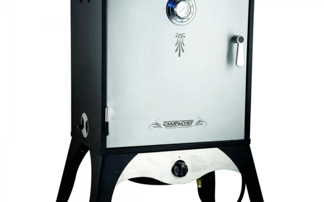 Best Mid-Range Gas Smoker – Camp Chef Smoke Vault