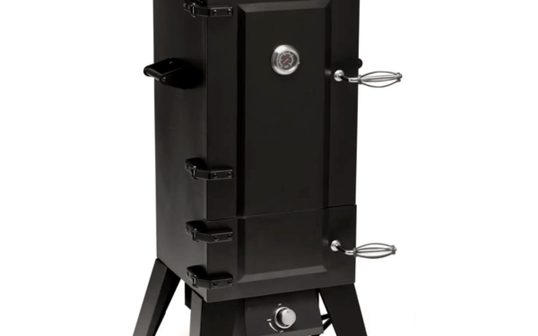 Best Entry-Level Gas Smoker – Cuisinart COS-244