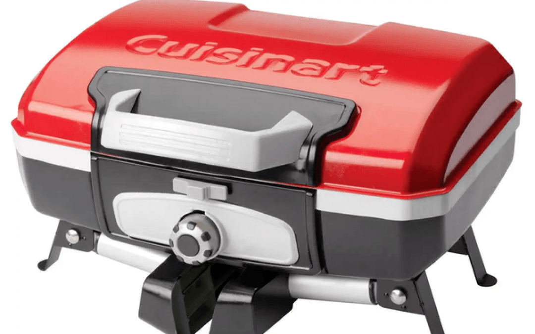 Best Entry-Level Portable Gas Grill – Cuisinart CGG-180T
