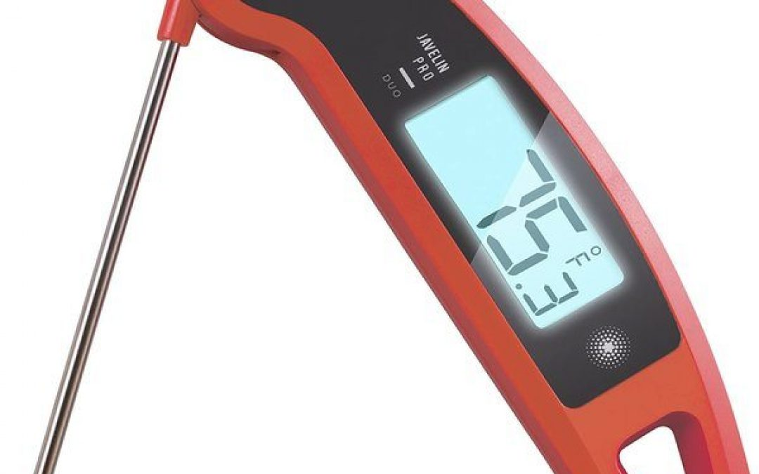 Best Mid-Range Instant Read Thermometer – Javelin PRO Duo