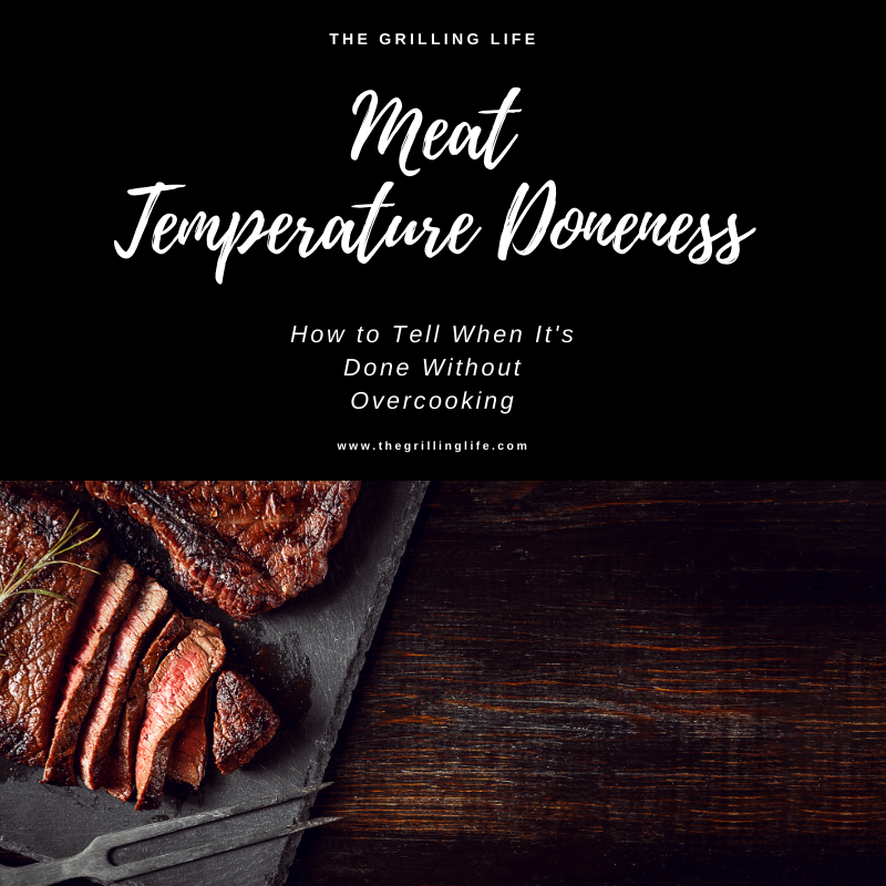 Meat Temperature Doneness