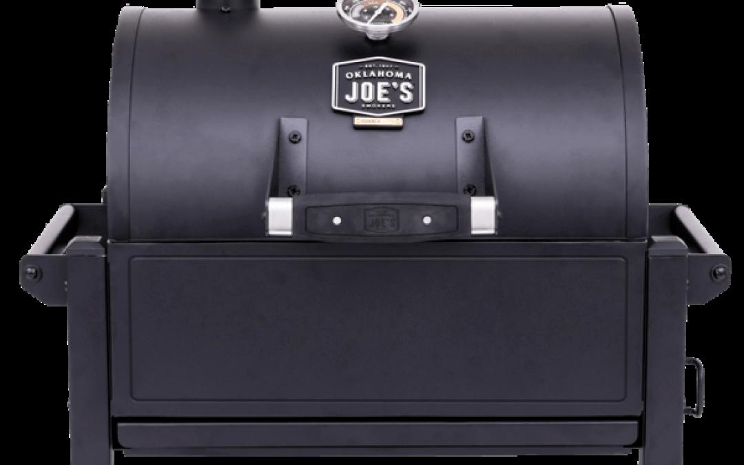 Best Overall Portable Charcoal Grill – Oklahoma Joe's Rambler