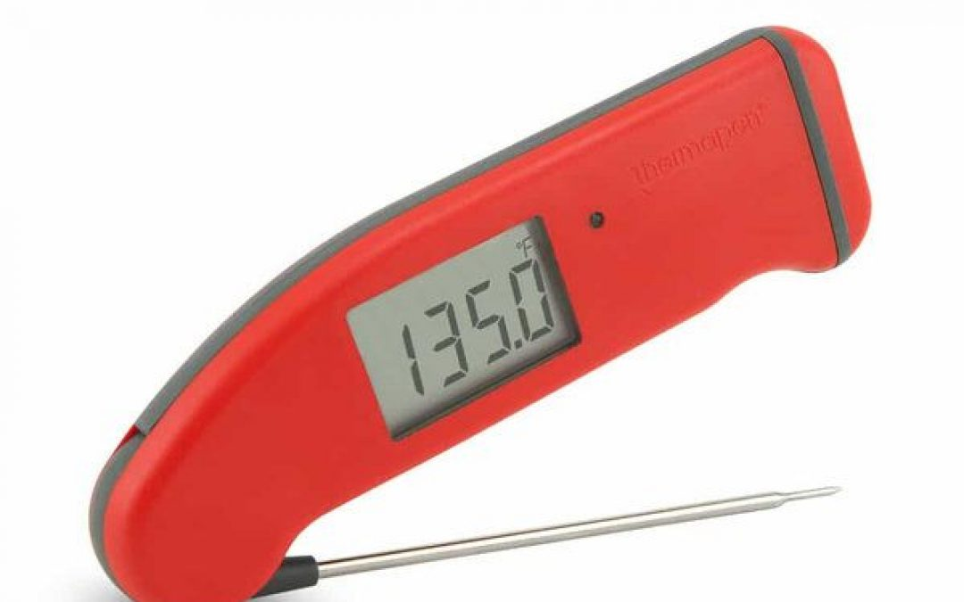 Best Overall Instant Read Thermometer – Thermapen MK4