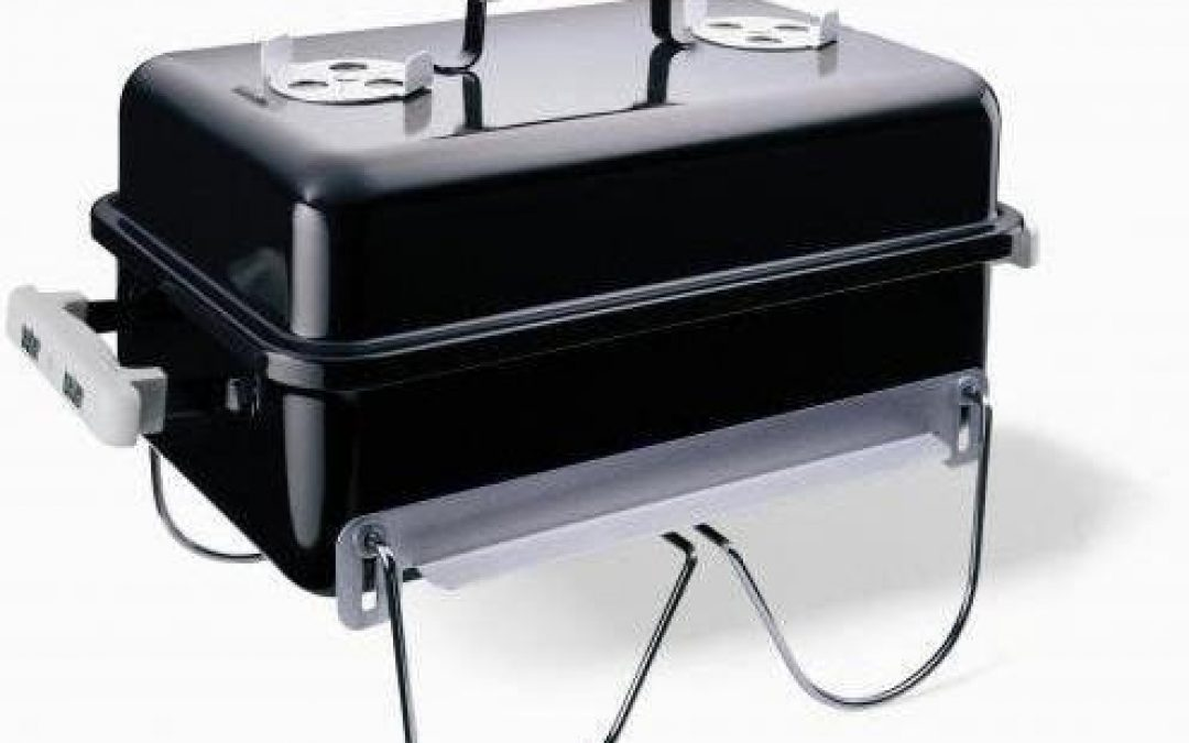 Best Entry-Level Portable Charcoal Grill – Weber Go-Anywhere