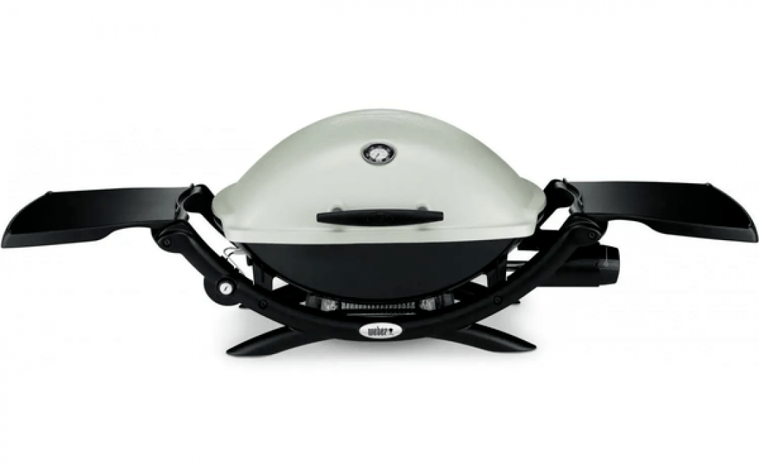 Best Mid-Range Portable Gas Grill – Weber Q 2200
