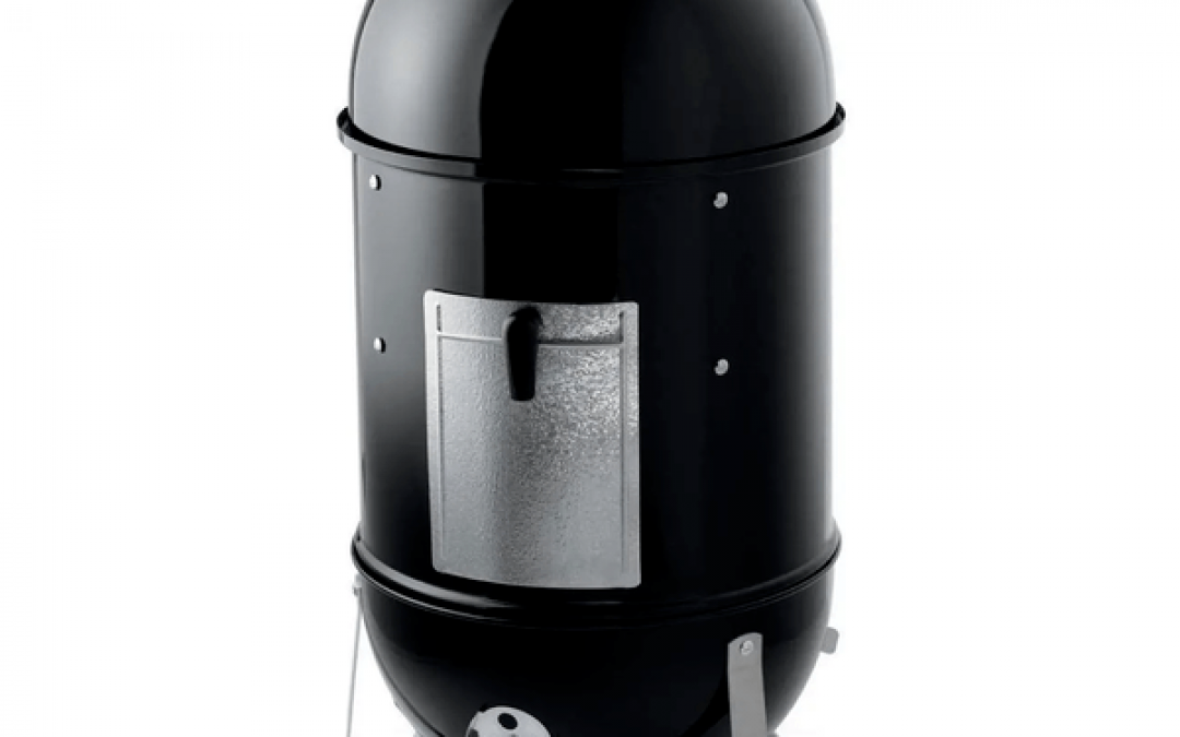 Best Mid-Range Charcoal Smoker – Weber 721001 Smokey Mountain