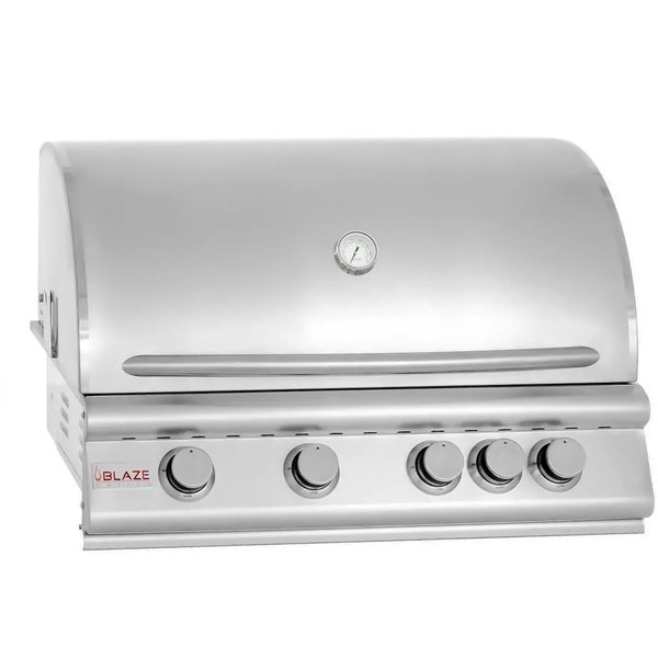 Best Built In Gas Grills - Blaze BLZ-4-NG 32-Inch 4-Burner Built-In Gas Grill