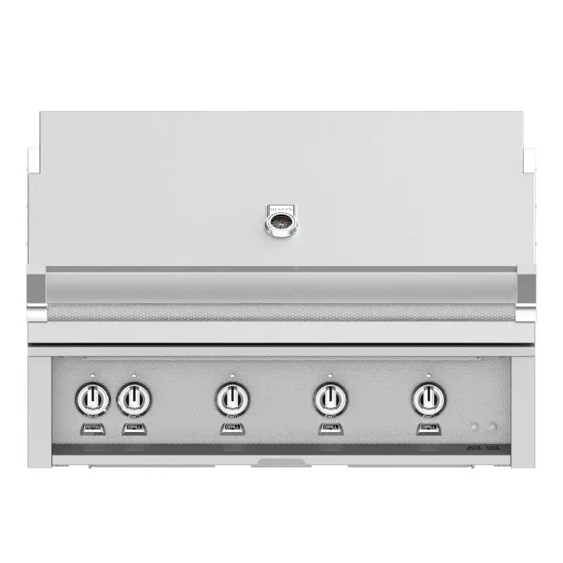 Best Built In Gas Grills - Hestan 42-Inch Built-In Gas Grill