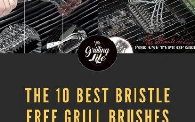 The 10 Best Bristle Free Grill Brushes For 2020 – Bristle Free BBQ Grill Brush Reviews And Buyers Guide