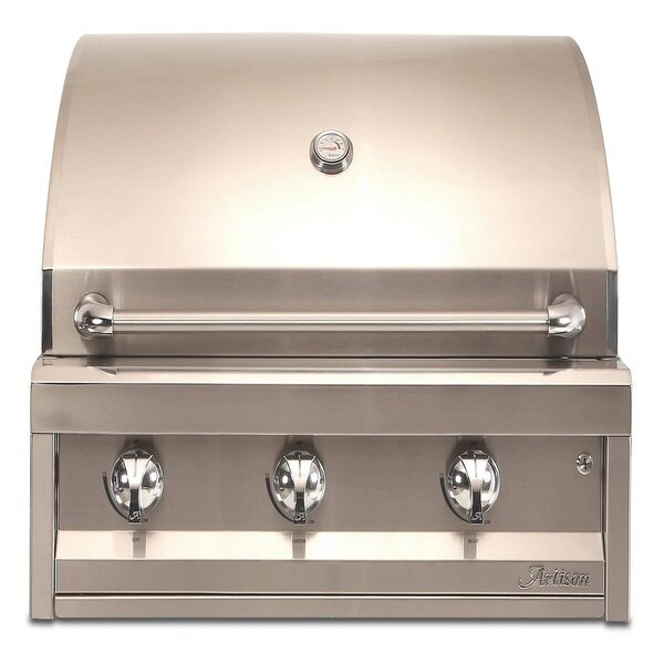 Artisan American Eagle 32-Inch Built-In Gas Grill - Best Built In Gas Grills Under $2,500