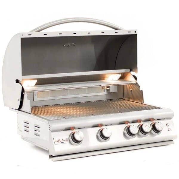 Blaze LTE Marine Grade 32-Inch Built-In Gas Grill - Best Built In Gas Grills Under $3,500
