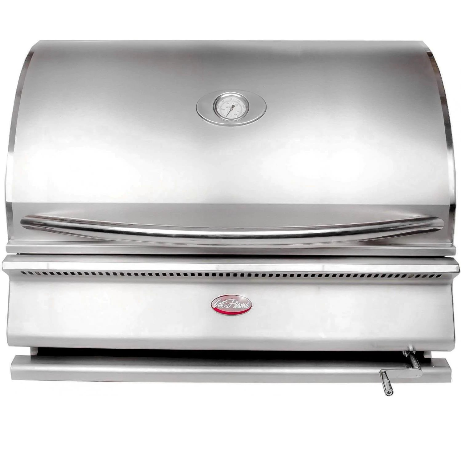 Cal Flame G-Charcoal 31-Inch Built-In Charcoal BBQ Grill - Best Built In Charcoal Grills