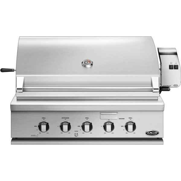 DCS Series 7 Traditional 36-Inch Built-In Gas Grill - Best Built In Gas Grills Under $3,500