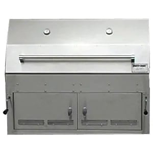 Hasty-Bake The Hastings Built-In Charcoal Grill - Best Built In Charcoal Grills