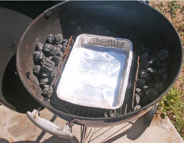 3-Zone Split-Fire Charcoal Cooking - Zone Grilling Methods