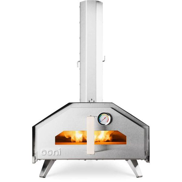 Ooni Pro Portable Outdoor Wood-Fired Pizza Oven - Best Wood Fired Outdoor Pizza Ovens