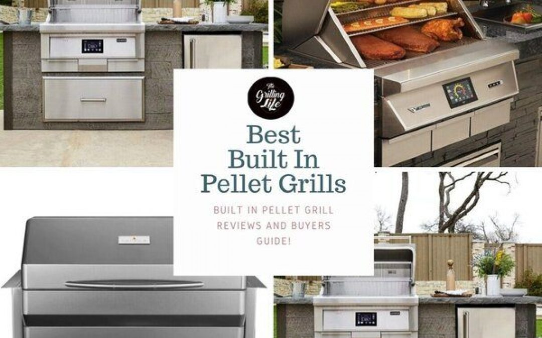 The 5 Best Built In Pellet Grills For 2021 – Built In Pellet Grill Reviews And Buyers Guide