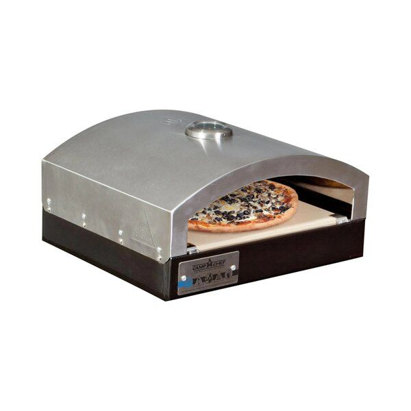 Camp Chef Italia Artisan Pizza Oven Accessory - Best Outdoor Gas Pizza Ovens