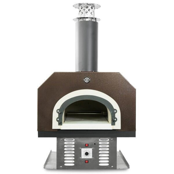 Chicago Brick Oven CBO-750 Outdoor Pizza Oven - Best Outdoor Gas Pizza Ovens