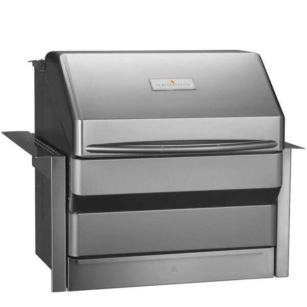 Memphis Grills Pro Wi-Fi Controlled 304 Stainless Steel Built-In Pellet Grill - Best Built In Pellet Grills