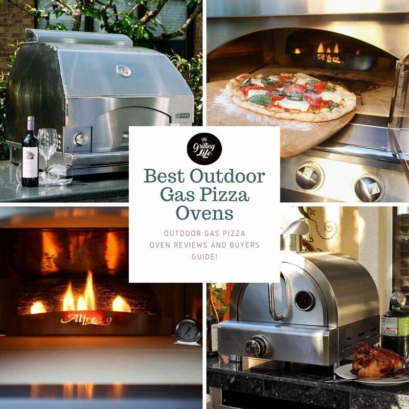 The 10 Best Outdoor Gas Pizza Ovens - The Grilling Life