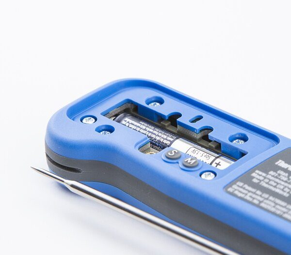 ThermoWorks Thermapen ONE Updated Battery Compartment