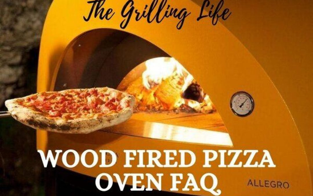 Wood Fired Pizza Oven FAQ – Get The Answers To All Your Wood Fired Pizza Oven Questions
