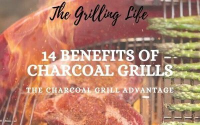 14 Benefits Of Charcoal Grills – The Charcoal Grill Advantage