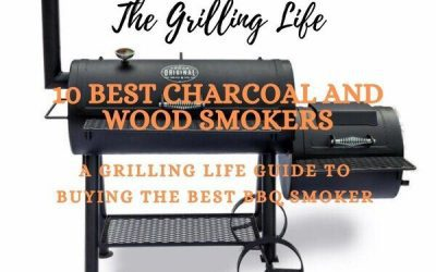 Top 10 Best Charcoal Smokers Of 2021 – Top Rated Charcoal Smokers Reviews And Buyers Guide