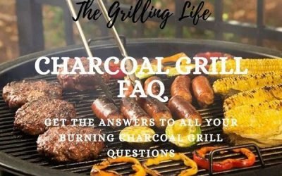 Charcoal Grill FAQ – Get The Answers To All Your Burning Charcoal Grill Questions