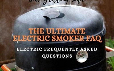 The Ultimate Electric Smoker FAQ – Get The Answers To All Your Smoker Questions